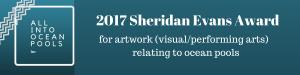 2017 Sheridan Evans Award logo