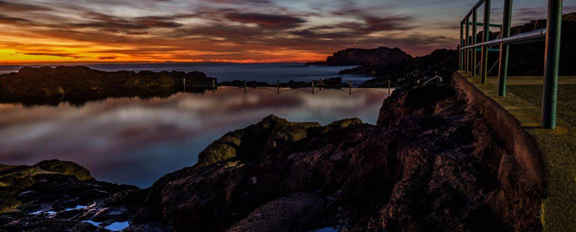 Graham Gall's Kiama Ocean Pool at Sunrise#5