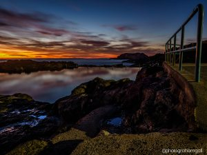 Graham Gall's Kiama Ocean Pool at Sunrise#5