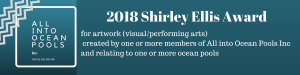 2018 Shirley Ellis Art Award logo